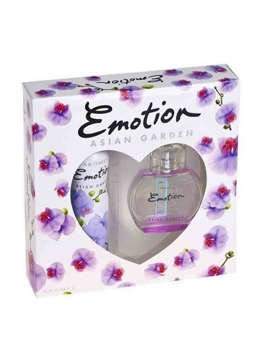 Emotion Emotion Asian Garden Kadın Edt 50 Ml+Deo150 Ml Renksiz